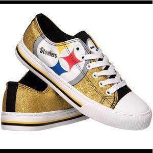 36aa3916b3db8 Women Pittsburgh Steelers Shoes on Poshmark